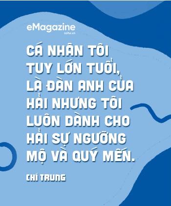 """NSƯT Chí Trung: """"Khán giả hoang tưởng khi coi Táo quân là một thứ vũ khí"""" - Ảnh 9."""