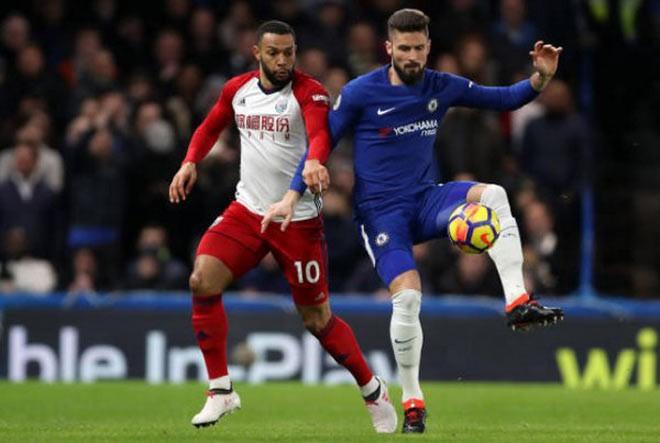 Ăn ý với Hazard, có tinh thần như Costa, Giroud là tiền đạo lý tưởng cho Chelsea - Ảnh 1.