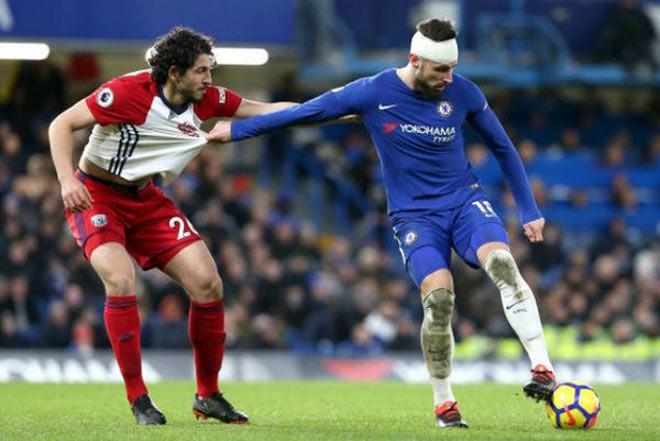 Ăn ý với Hazard, có tinh thần như Costa, Giroud là tiền đạo lý tưởng cho Chelsea - Ảnh 2.