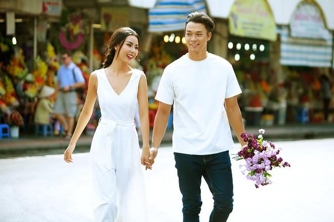 Lại Thanh Hương và mối tình dài gần 10 năm: Valentine đáng nhớ nhất là ở căn phòng 16m2 - Ảnh 1.