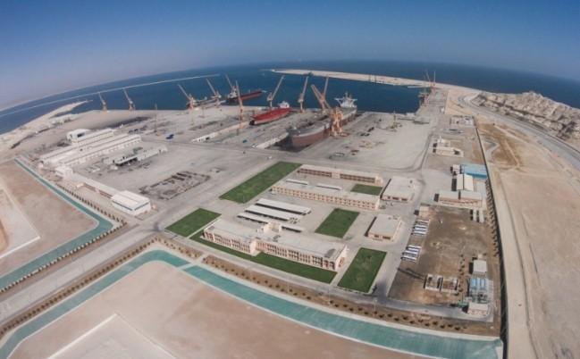 Ấn Độ được sử dụng cảng chiến lược ở Oman cho mục đích quân sự - Ảnh 1.