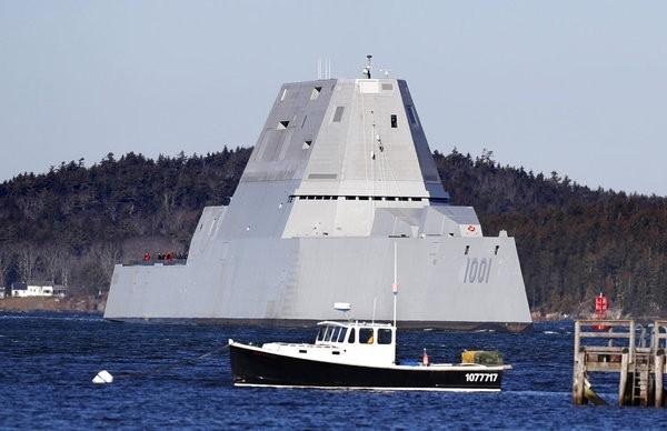 Đầu năm mới, Mỹ lì xì Trung Quốc bằng tin tức lạnh gáy về siêu hạm sẽ trấn giữ châu Á - Ảnh 2.