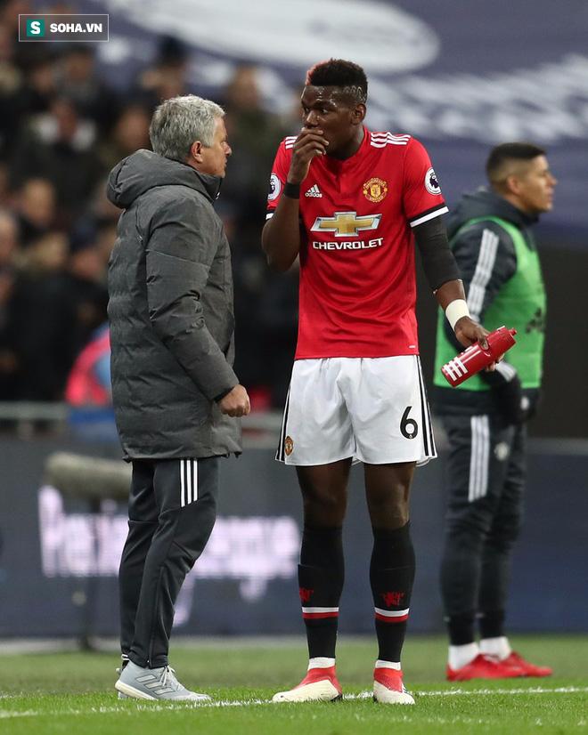 Mourinho lên tiếng về mối quan hệ với Pogba, công kích dữ dội giới truyền thông - Ảnh 1.