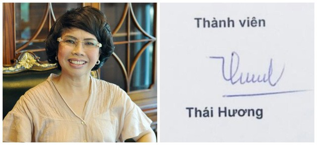 Soi chữ ký, đoán tính cách của các doanh nhân lẫy lừng sinh năm Tuất tại Việt Nam - Ảnh 3.