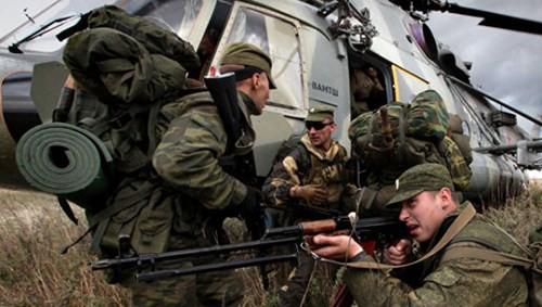 Sức mạnh quân sự Nga năm 2017 qua góc nhìn của chuyên gia phương Tây - Ảnh 2.