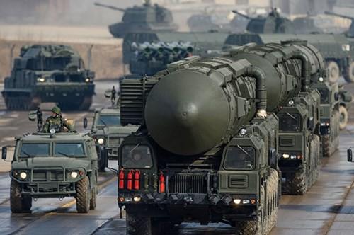 Sức mạnh quân sự Nga năm 2017 qua góc nhìn của chuyên gia phương Tây - Ảnh 4.