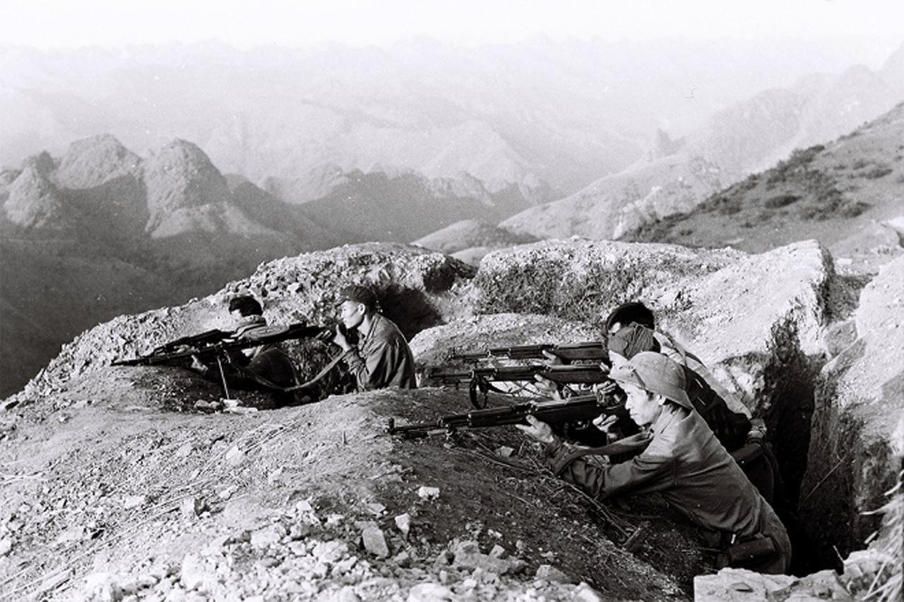 Có một Việt Nam hào hùng như thế trong chiến tranh biên giới 1979 - Ảnh 8.