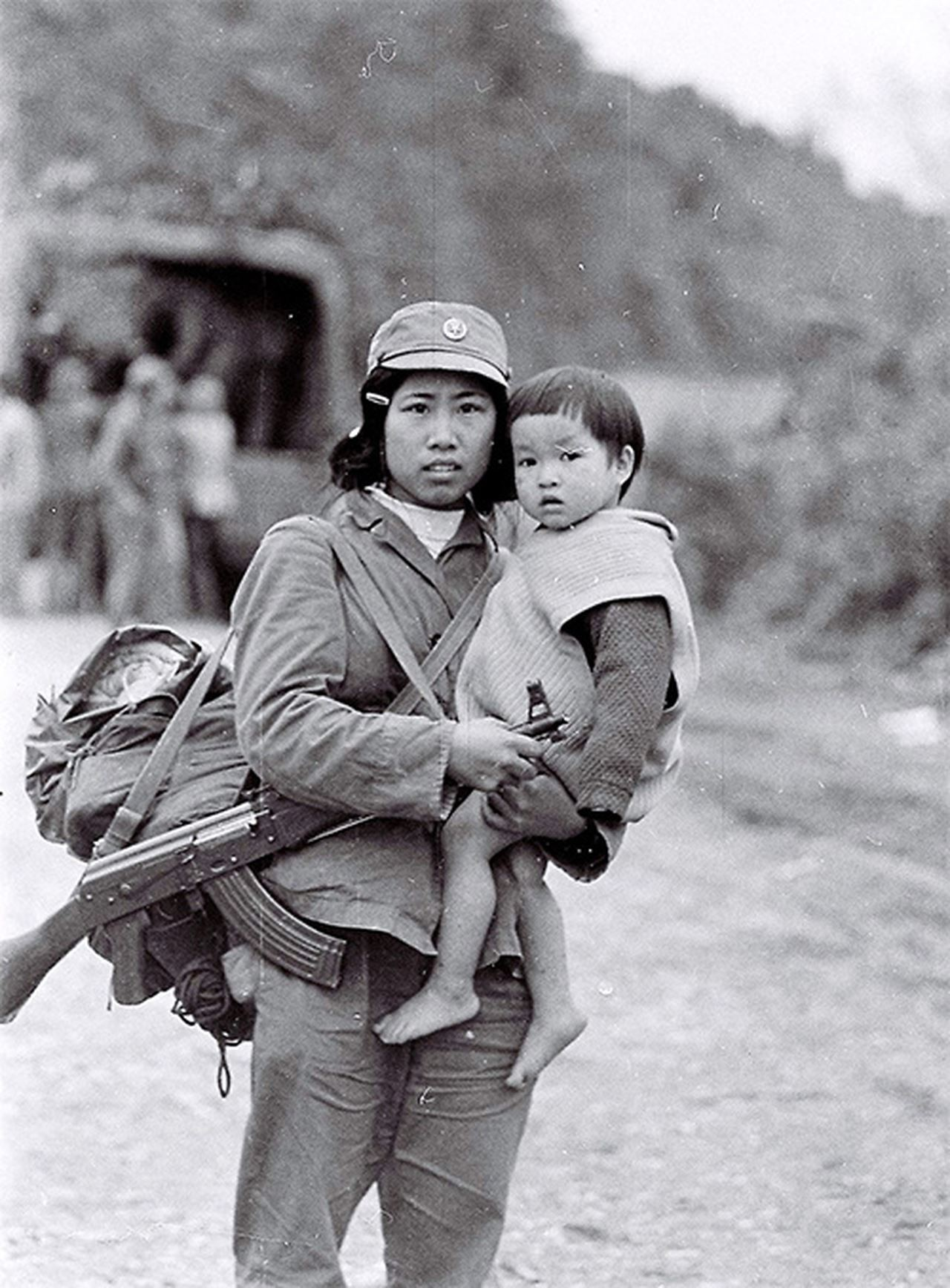 Có một Việt Nam hào hùng như thế trong chiến tranh biên giới 1979 - Ảnh 12.