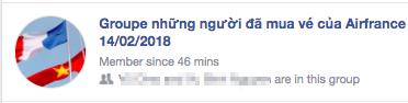 Nhiều người Việt ngỡ ngàng khi Air France đơn phương huỷ loạt vé máy bay siêu rẻ đi Pháp do lỗi hệ thống trong ngày 14/2 - Ảnh 2.