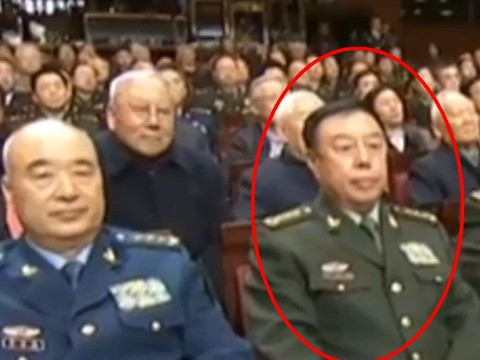 Thượng tướng Trung Quốc xuất hiện cùng ông Tập Cận Bình, đập tan tin đồn ngã ngựa - Ảnh 1.