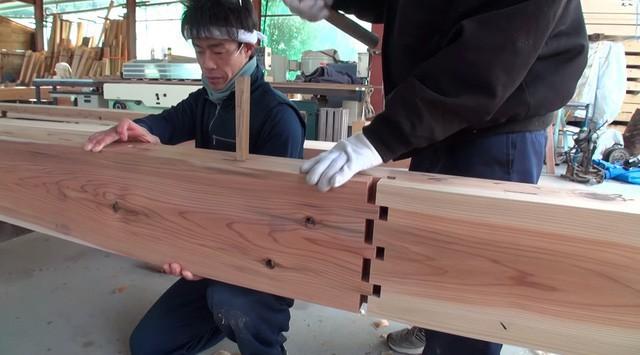 Đây là cách mà người Nhật làm nhà gỗ không cần dùng đến một cái đinh - Ảnh 6.