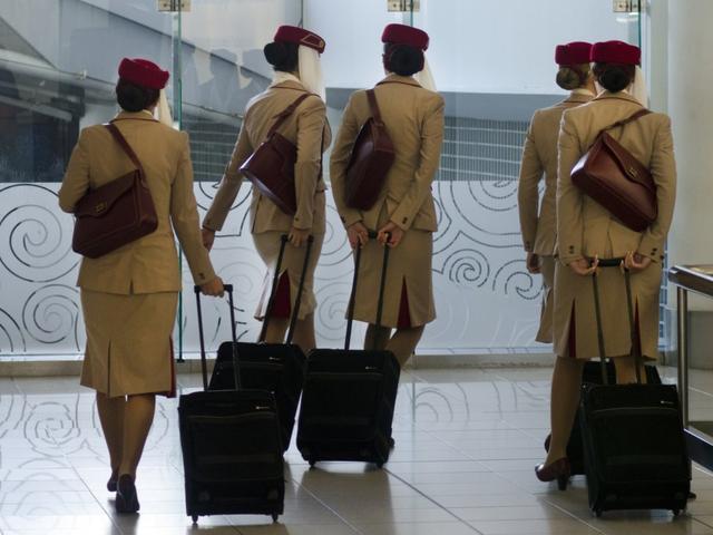 Chuyện nghề giờ mới kể của tiếp viên hãng hàng không Emirates sang chảnh bậc nhất Dubai - Ảnh 4.