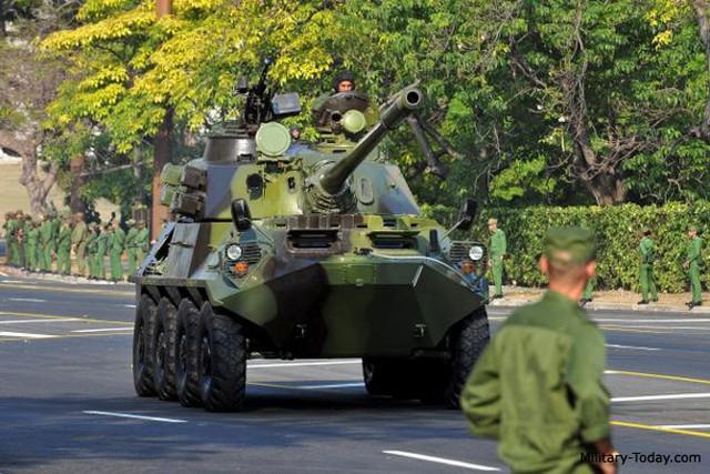 Thành tựu độ chế vũ khí đặc biệt của Cuba đáng để Quân đội Việt Nam học tập - Ảnh 1.