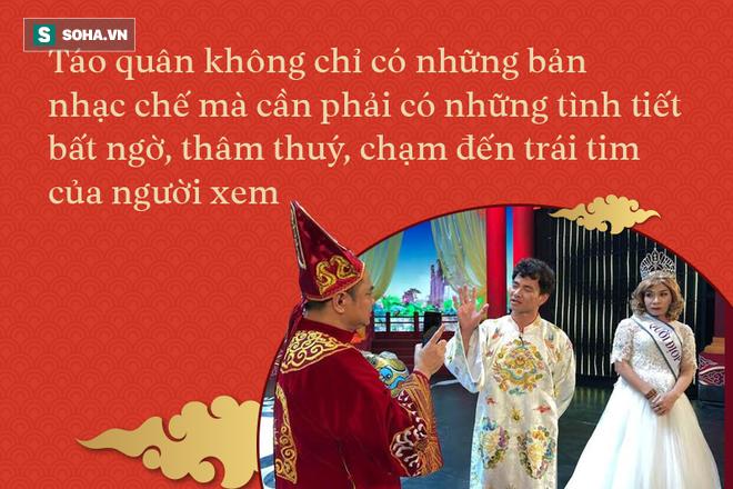 Ngọc Hoàng lom khom tặng tiền hot girl và chuyện Táo quân phải thay đổi mạnh mẽ - Ảnh 1.