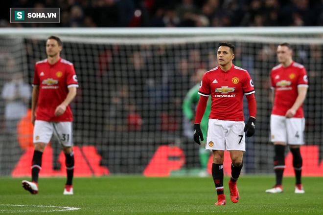 Chơi bóng vô hồn, Man United của Mourinho sắp phá tan tượng đài xây mất hàng chục năm - Ảnh 2.