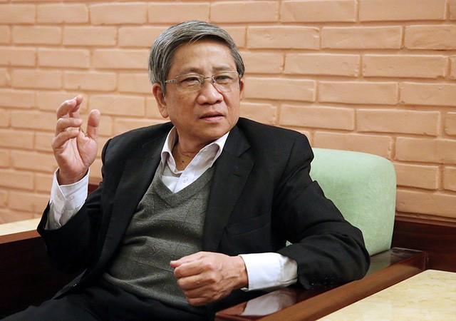 GS Thuyết: Đàng hoàng, bản lĩnh là ấn tượng của tôi về nguyên Thủ tướng Phan Văn Khải - Ảnh 2.