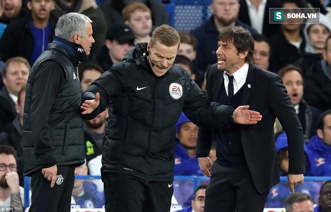 Mourinho vs Conte: Họ đã sẵn sàng gạt qua thù hận để yêu nhau - Ảnh 1.
