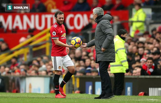 Pogba chỉ là nạn nhân cho sự bất tài của Mourinho - Ảnh 1.