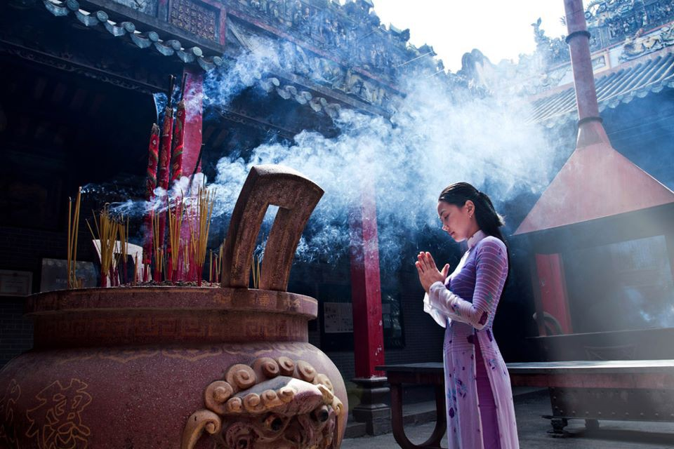 Kết quả hình ảnh cho lễ chùa đầu năm