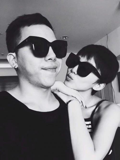 Mới ra mắt gia đình, Tóc Tiên và Hoàng Touliver lại chia tay? - Ảnh 1.