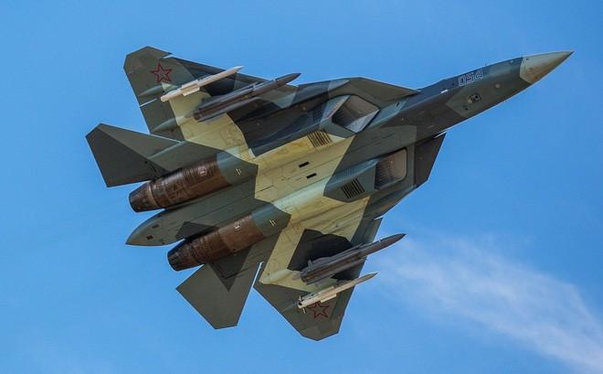 Tiêm kích Su-57 Nga tự dẫn xác tới Syria: Mỹ đi nước cờ đặc biệt cao tay? - Ảnh 1.