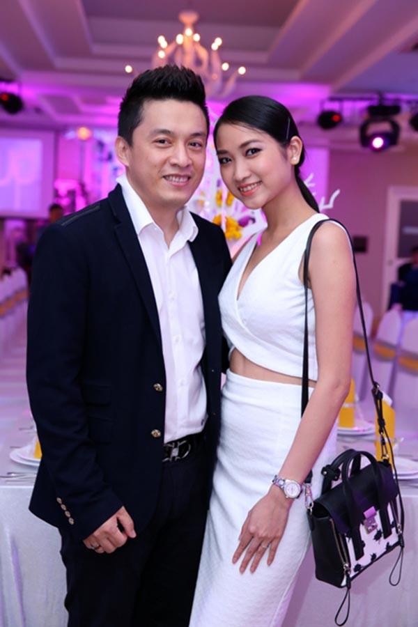 Nhan sắc vợ 9x của Lam Trường sau khi sinh con đầu lòng - Ảnh 3.