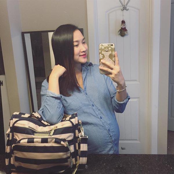 Nhan sắc vợ 9x của Lam Trường sau khi sinh con đầu lòng - Ảnh 7.