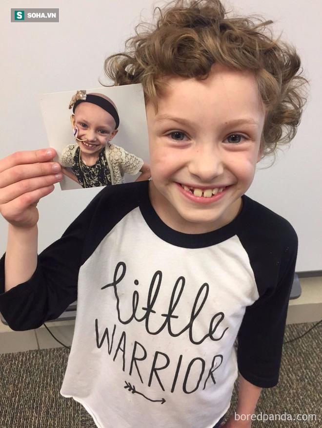 Ngắm 10 bức ảnh có thể truyền cảm hứng mạnh mẽ về bệnh nhân ung thư sau khi chữa khỏi - Ảnh 1.