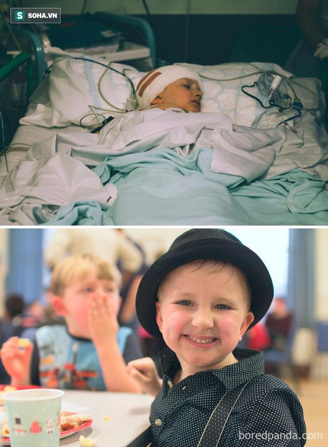 Ngắm 10 bức ảnh có thể truyền cảm hứng mạnh mẽ về bệnh nhân ung thư sau khi chữa khỏi - Ảnh 7.