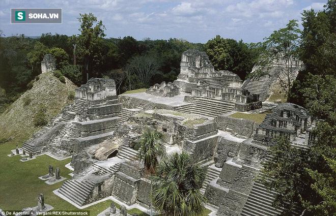 Phát hiện 60.000 kiến trúc bí ẩn của người Maya sâu trong rừng rậm ở Guatemala - Ảnh 3.