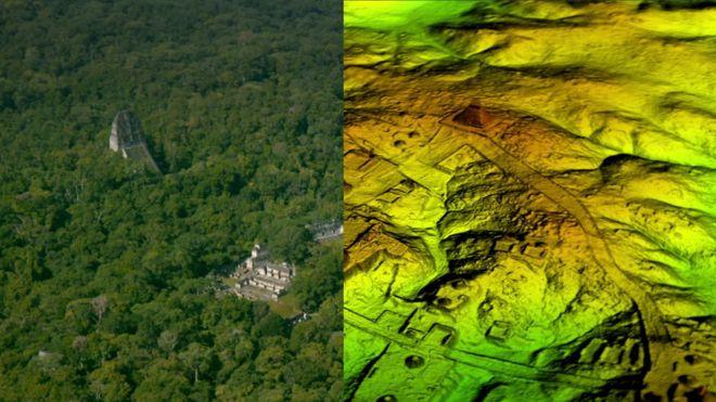 Phát hiện 60.000 kiến trúc bí ẩn của người Maya sâu trong rừng rậm ở Guatemala - Ảnh 5.