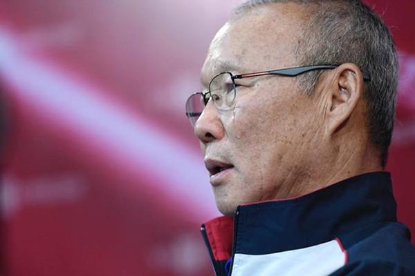 HLV Park Hang Seo khóc nức nở trong ngày U23 Việt Nam nhận gần 10 tỷ tiền thưởng ở TP.HCM - Ảnh 2.