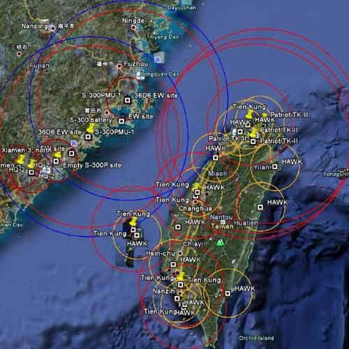 Tính hù dọa PLA nhưng Đài Loan lại bị báo TQ chế giễu vì mang vũ khí cổ lỗ vào cuộc chơi - Ảnh 1.