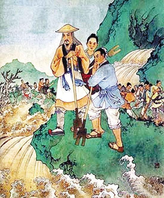 Câu chuyện chọn người truyền ngôi của vị vua nổi tiếng Trung Quốc: Được thần linh lựa chọn, có phẩm hạnh cao và tài trí hơn người - Ảnh 2.