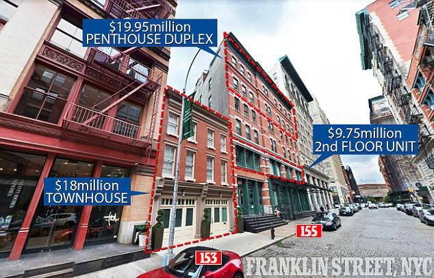 Bỏ 1.000 tỷ đồng mua loạt căn hộ, Taylor Swift muốn làm bà trùm bất động sản của New York? - Ảnh 1.