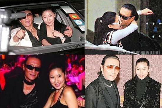 Chuyện tình bền chặt của bố Tạ Đình Phong và bạn gái kém 49 tuổi  - Ảnh 3.