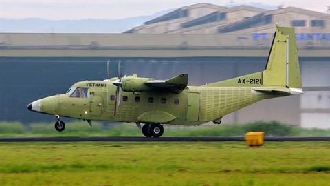 TIN VUI: Lữ đoàn không quân 918 sẵn sàng đón máy bay NC-212i hiện đại - Ảnh 1.