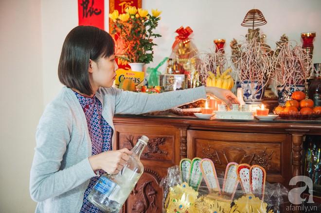 Ngày 23 tháng Chạp giản dị, đầm ấm của gia đình Hà Nội tứ đại đồng đường - Ảnh 14.