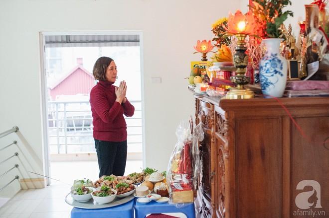 Ngày 23 tháng Chạp giản dị, đầm ấm của gia đình Hà Nội tứ đại đồng đường - Ảnh 16.