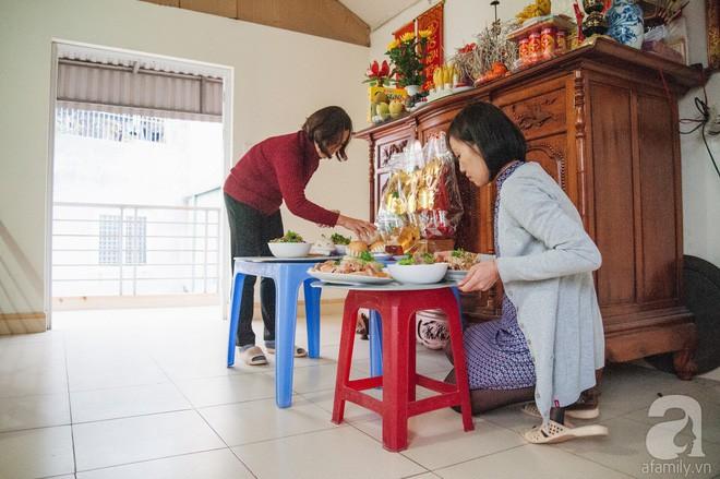Ngày 23 tháng Chạp giản dị, đầm ấm của gia đình Hà Nội tứ đại đồng đường - Ảnh 17.