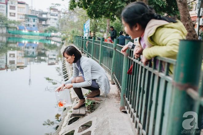 Ngày 23 tháng Chạp giản dị, đầm ấm của gia đình Hà Nội tứ đại đồng đường - Ảnh 20.