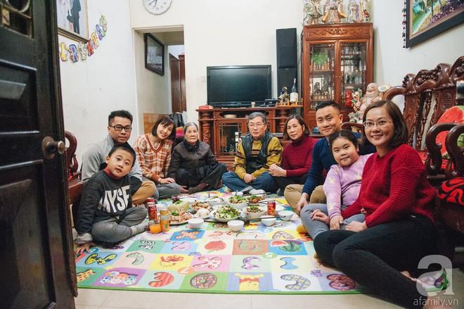Ngày 23 tháng Chạp giản dị, đầm ấm của gia đình Hà Nội tứ đại đồng đường - Ảnh 21.