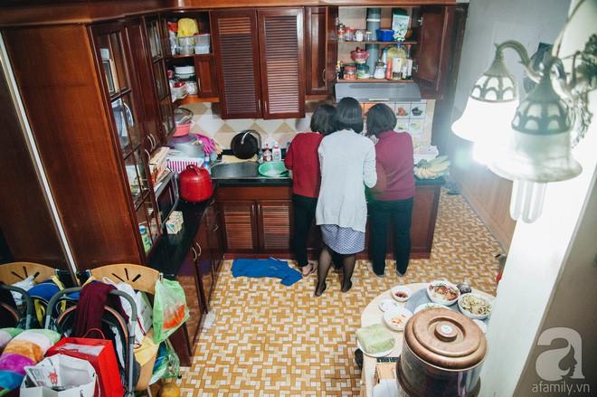 Ngày 23 tháng Chạp giản dị, đầm ấm của gia đình Hà Nội tứ đại đồng đường - Ảnh 9.