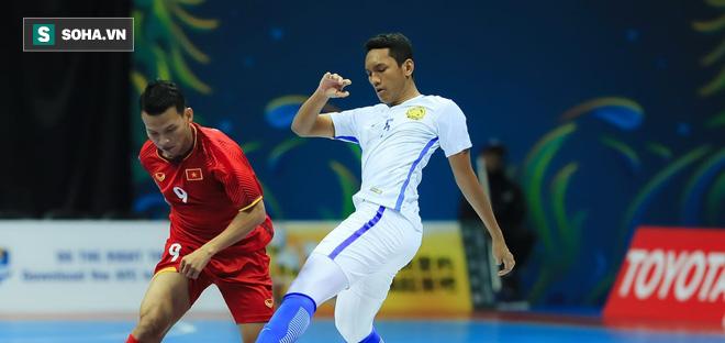 """Futsal Việt Nam thẳng tiến vào bán kết châu Á nhờ """"bí kíp"""" của HLV Park Hang-seo? - Ảnh 1."""