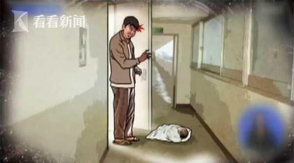 Lén lút sinh con rồi vứt trước cửa, nữ sinh dựng lên vở kịch vô tình nhặt được đứa bé bị bỏ rơi để lừa mọi người - Ảnh 1.