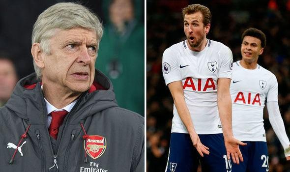 Trước thềm đại chiến derby bắc thành London, Arsene Wenger chỉ trích cầu thủ Tottenham  - Ảnh 1.