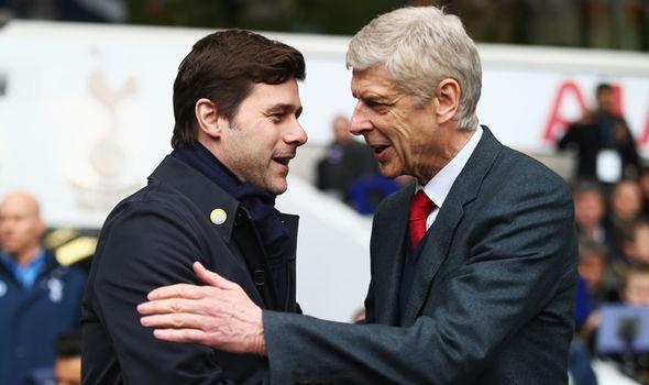 Trước thềm đại chiến derby bắc thành London, Arsene Wenger chỉ trích cầu thủ Tottenham  - Ảnh 3.