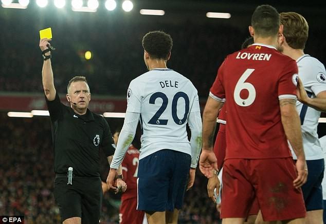 Trước thềm đại chiến derby bắc thành London, Arsene Wenger chỉ trích cầu thủ Tottenham  - Ảnh 4.