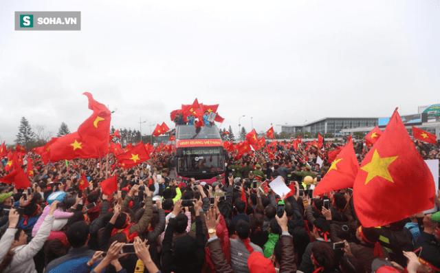 U23 Việt Nam tạo ra kỷ lục vô tiền khoáng hậu làm choáng ngợp AFC - Ảnh 1.