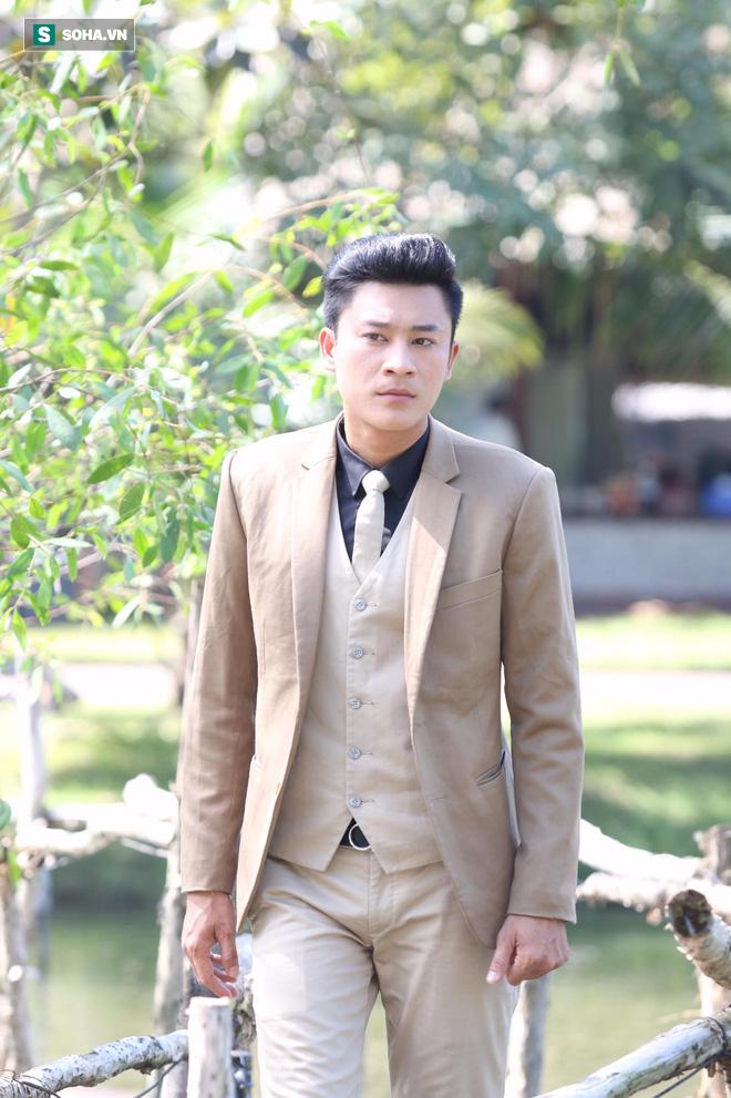 Chuyện về chàng diễn viên hiếm có nhất nhì showbiz Việt: Tôi sống thật quá! - Ảnh 4.